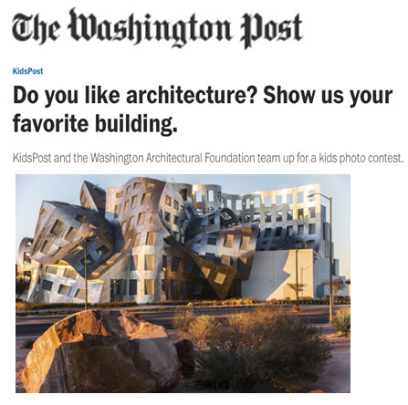 AIA DC coverage in Washington Post